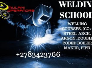 school of skills training in welding ,boiler maker