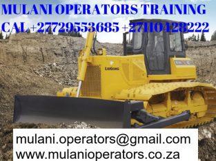 mulani training school for drill,lhd,dump truck,sa