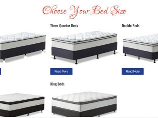 Quality Beds for Sale in Sandton Area – Bed Expert