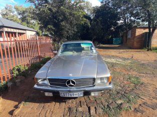 Mercedes 450 slc
