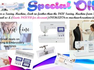 Looking For A Good Sewing Machine, Look No Further