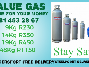 VALUE GAS