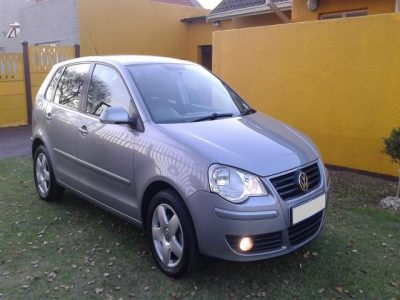 '09 Volkwagen Polo 1.9 TDi Highline