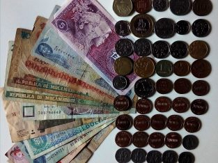 WORLD COINS AND BANKNOTES FOR SALE