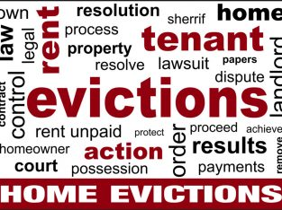 Evictions in SA