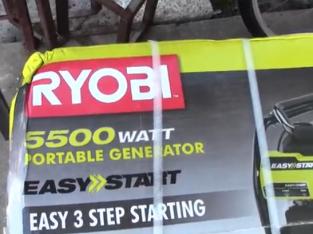 Ryobi generator for sale