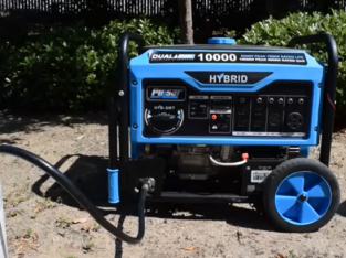 10000 watts Dual fuel generator for sale