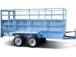 Kalamberger Multipurpose/Cattle Trailers