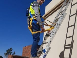 Fall arrest working at Heights training benoni