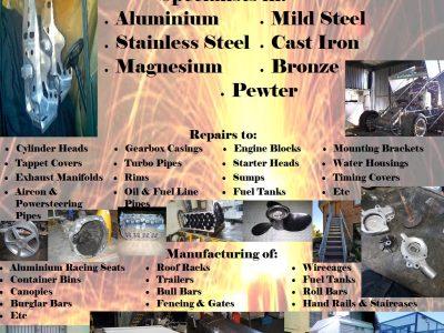 T.I.G. Welding Services CC