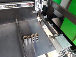 CNC flat sheet , tube or pipe Plasma cutter 45amp