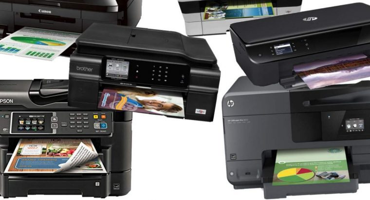 Printer Repairs & Maintenance Services From R500