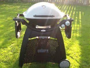 Weber Q3200 Gas Barbecue