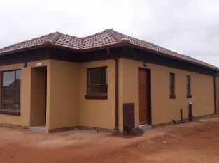 House for sale in Soshanguve Uu in a new developme