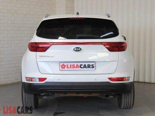 Kia Sortage 2.0 EX Auto