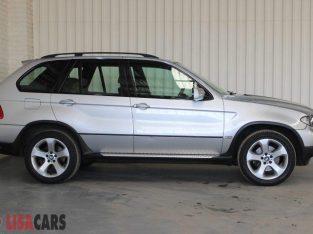 BMW x5 3.0D Sport