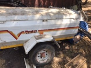 Venter super 5 trailer