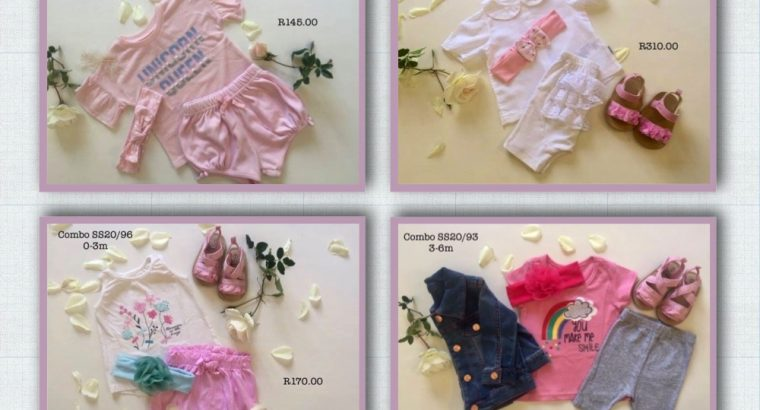Baby Clothing Combo OFFER