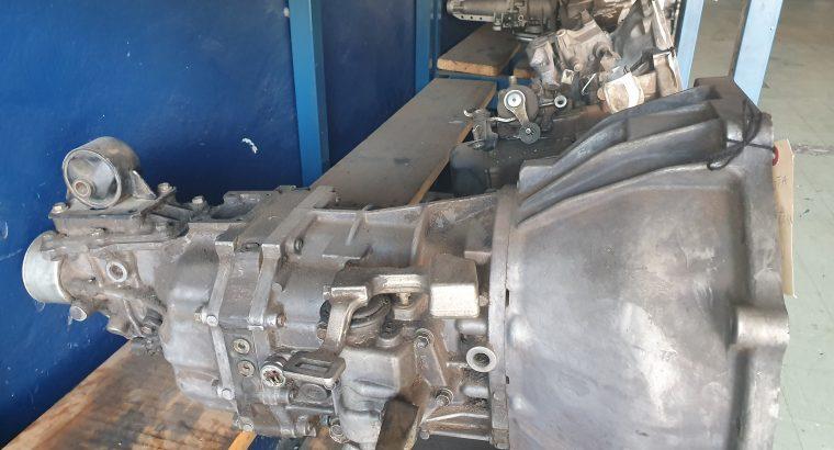 Toyota quantum gearbox