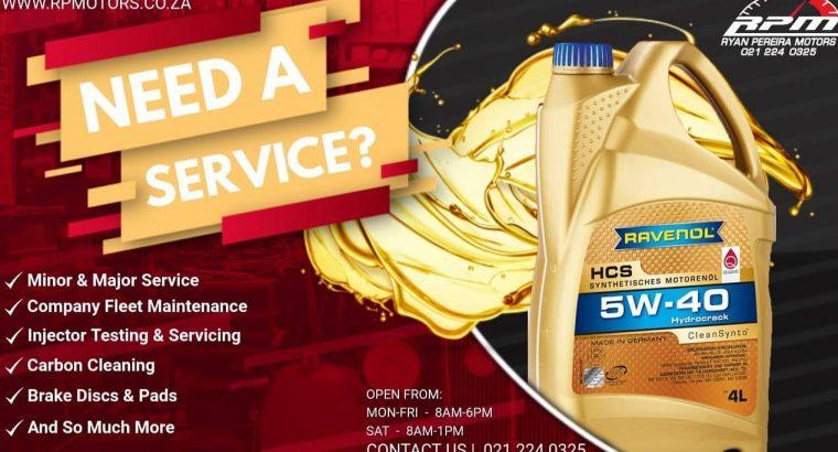 Ryan Pereira Motors (Car Service and Repair)