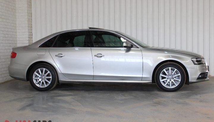 Audi A4 1.8T S