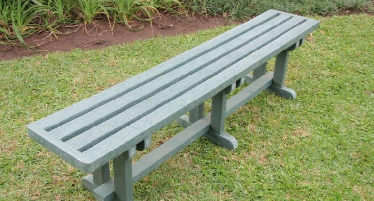 100% Recycled Plastics Furniture