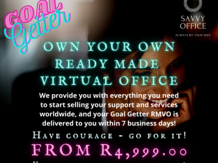 OWN YOUR OWN READY MADE VIRTUAL OFFICE