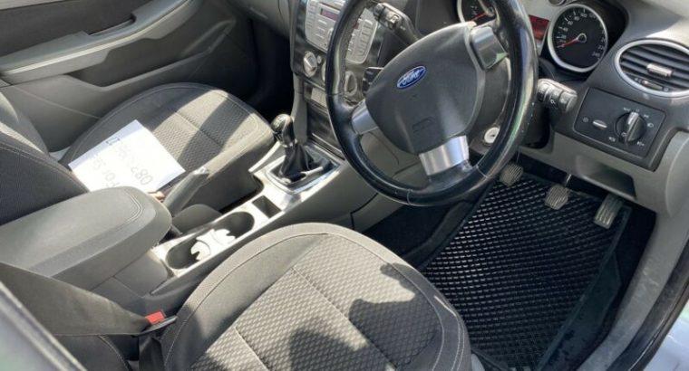 2010 Ford Focus 1.8 manual petrol