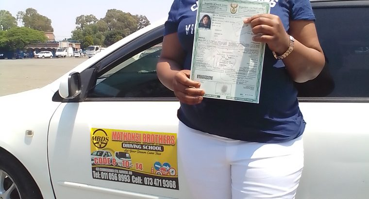 MATHONSi brothers driving school
