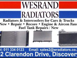 Wesrand Radiators