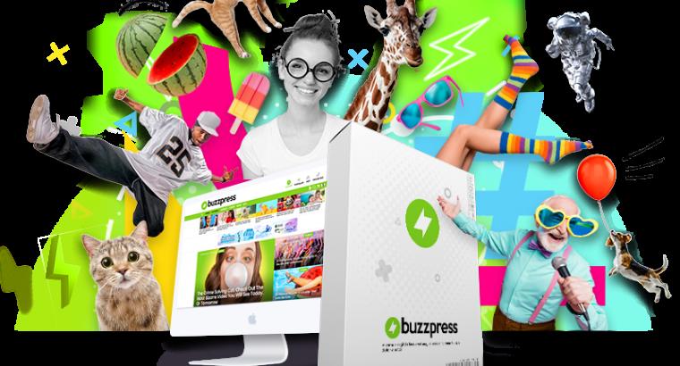 Online Business Buzz site Builder