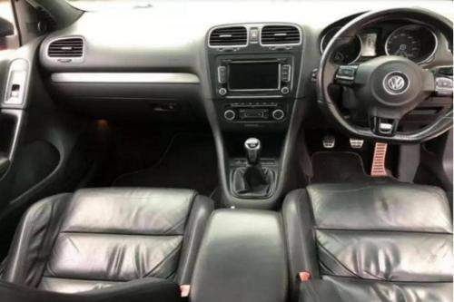 Volkswagen Golf VI 2.0 TSI R 4-Motion