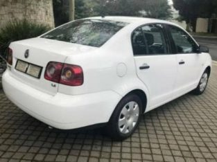 Volkwagen Polo Vivo 1,6 (2012)