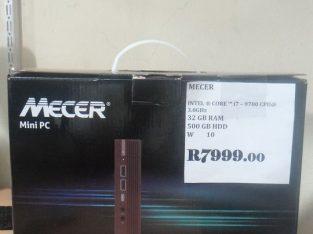 i7 MECER MINI PC