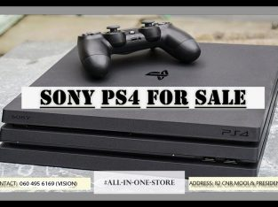 SONY PS4 PRO CONSOLE