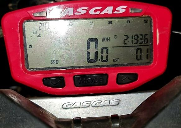 2010 GAS GAS 250CC