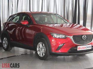 Mazda CX3 2.0 Active