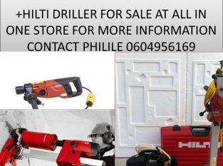 HILTER DRILER