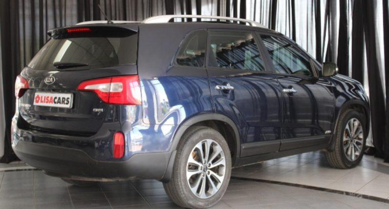 Kia Sorento 2.2 7seater Auto