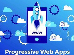 Progressive Web App Development Company