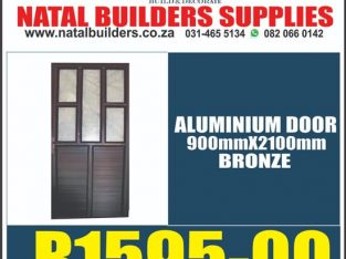 Natal Builders Supplies Price LockDown