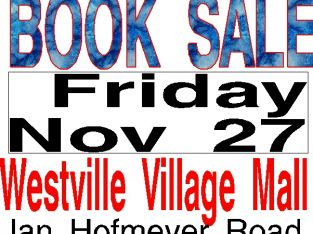 Book Sale 27Nov Westville Village Mall . Meow