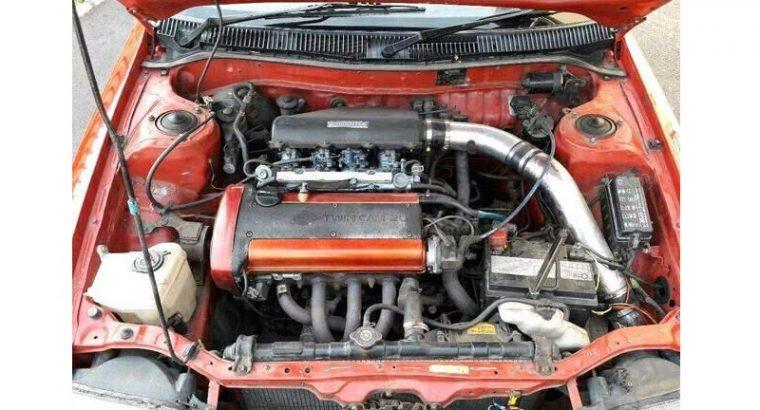 2002 Toyota Tazz 130i