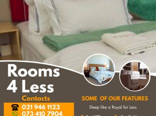 Rooms at an affordable price book now, for a short