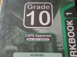 New Era Accounting grade 10 CAPS Approved