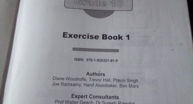 New Era Accounting grade 10 workbook 1