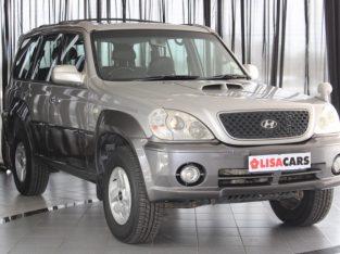Hyundai Terracan 2.9 CRDI
