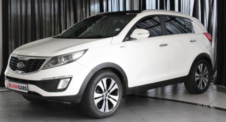 Kia Sportage CRDI 2.0 Auto