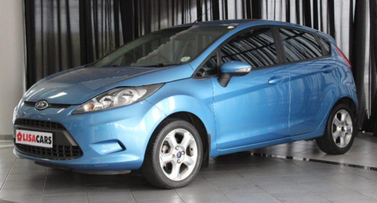 Ford Fiesta 1.6i Trend