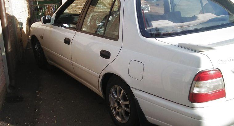 2001 Nissan Sentra Sedan 1600GSi